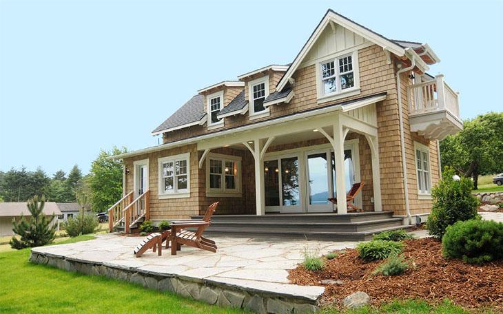 Budget for modular green home