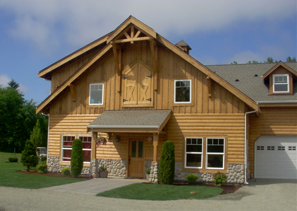 Decide on a barn home