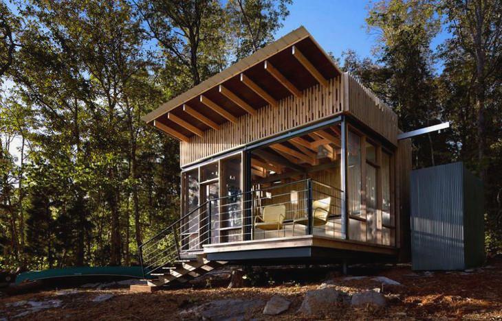 Eco home building materials
