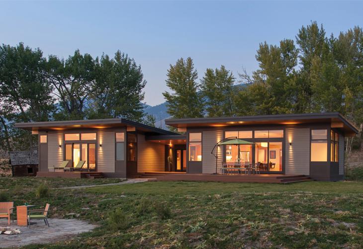 Eco house lighting