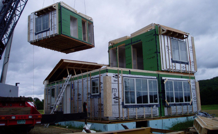 Estimating modular home price