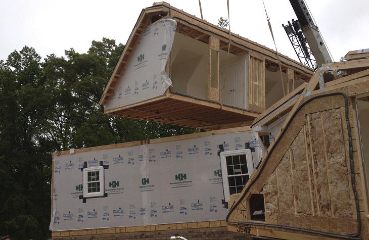 Find modular home builder