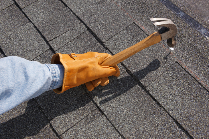 Finding roof specialist