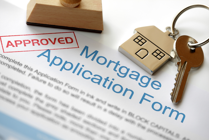 Home financing approved