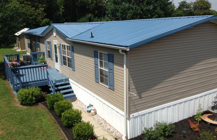 Home roof repair
