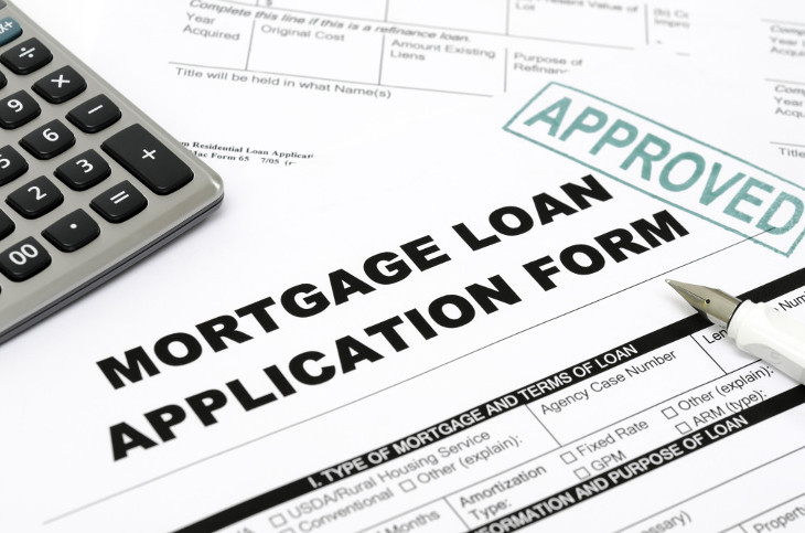 Loan mortgage approval