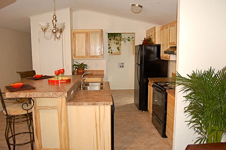 Maintaining modular homes