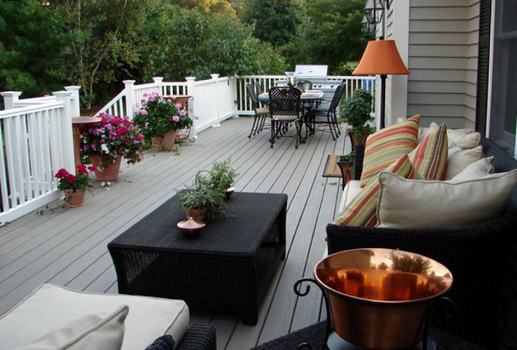 Mobile Home Decks: Design And Maintenance