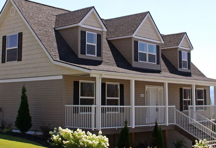 Cape cod modular homes timeless home design can be for Cape style modular homes
