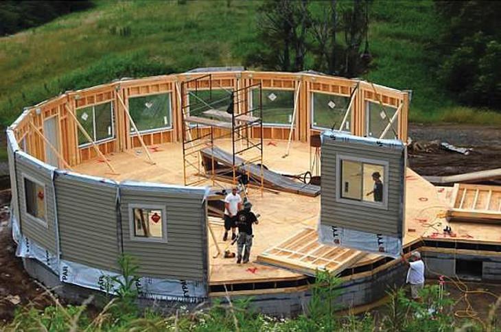 Modular home kit