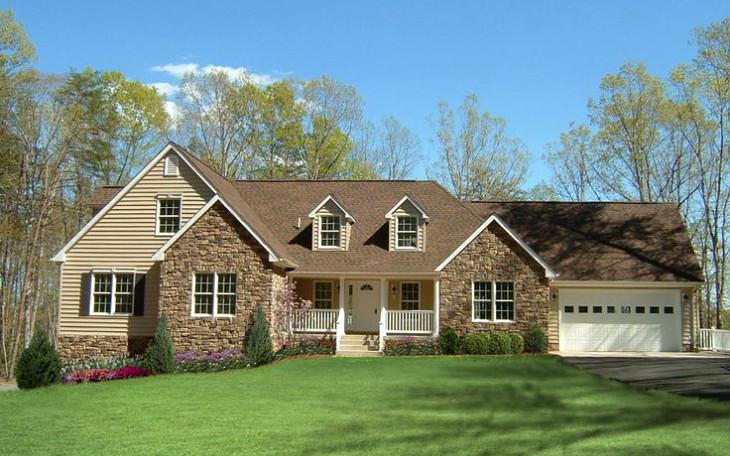 Modular homes history