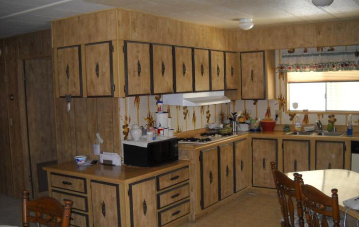 Remodeling home kitchen