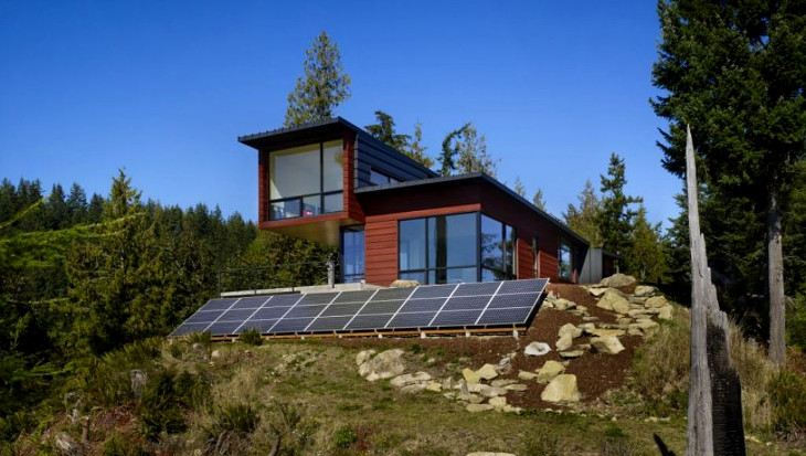 Resale value of eco home