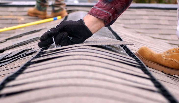 Roofing contractors license