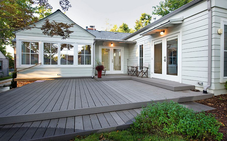 Sealing your home deck