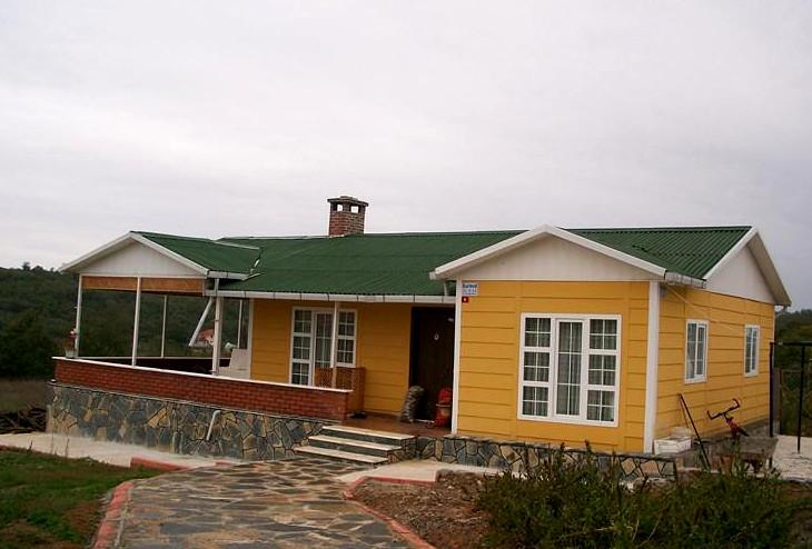 Small modular home