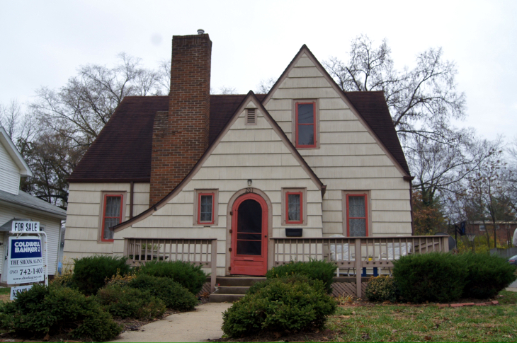 Tudor revival inspired design