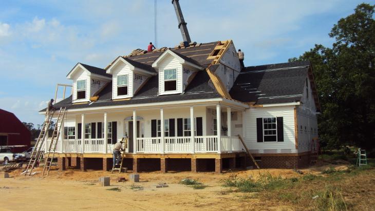 Constructing modular home