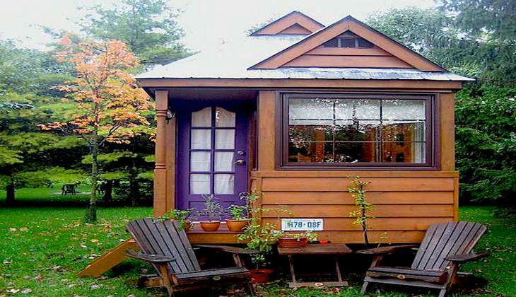 Environment-friendly tiny home