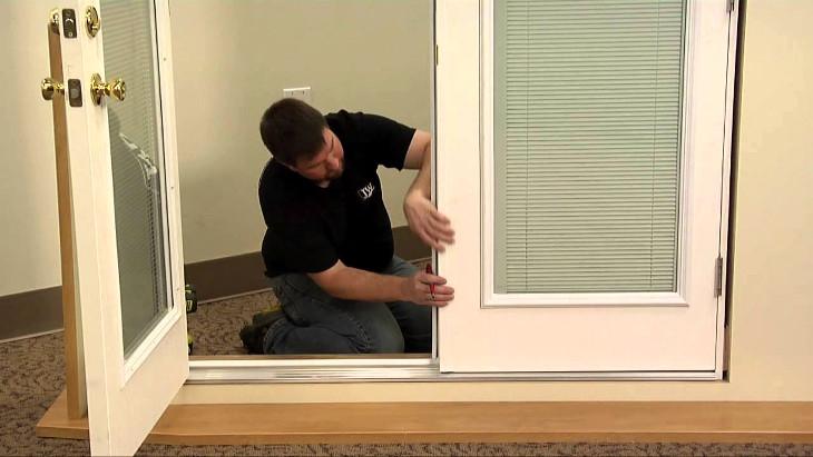 Installing home door
