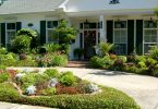 Landscaping for mobile homes