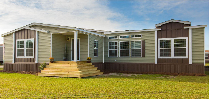 Living in mobile home communities
