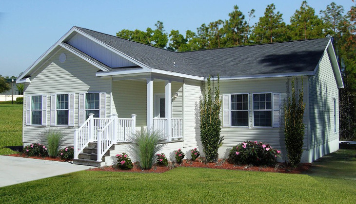 Maintaining roof of mobile homes