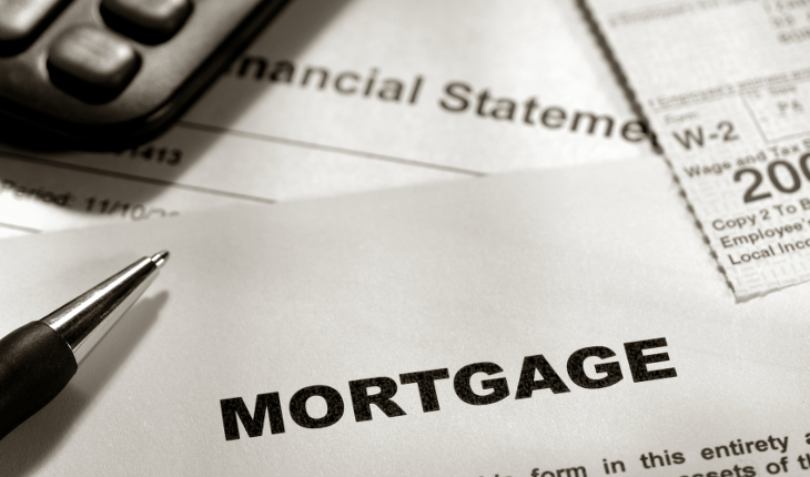 Mortgage loans papers