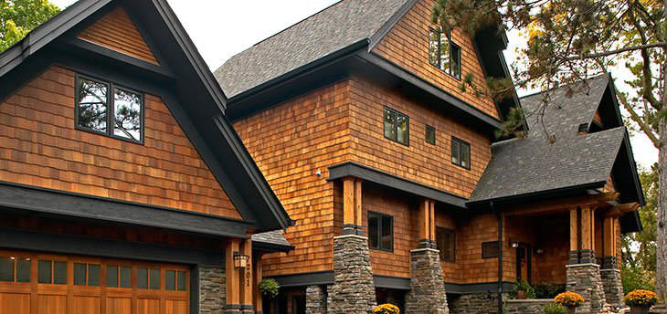 Pros of using cedar siding
