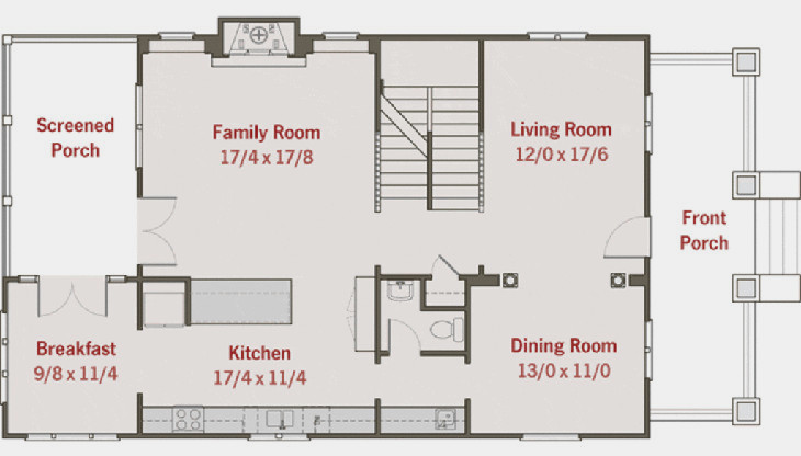 Reading floor plan diagrams