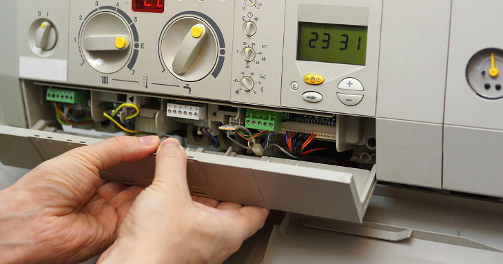 Troubleshooting electric furnace