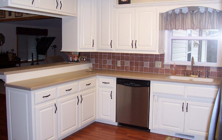 Mobile Home Kitchen Cabinet Ideas Space And Money Saving Options