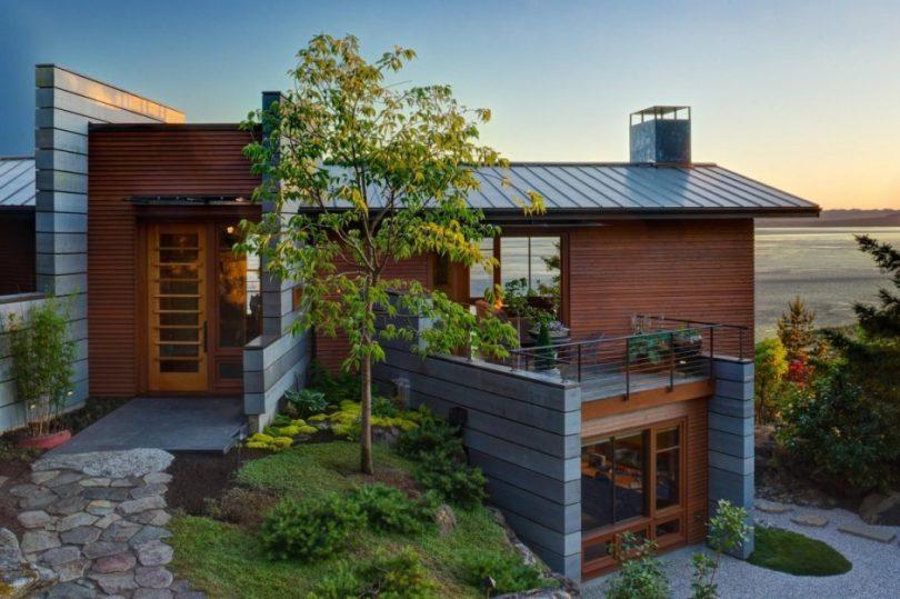 2-storey modern prefab home