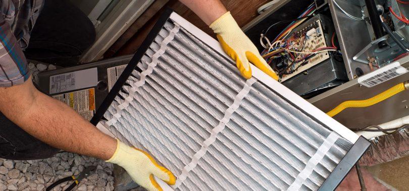 Air conditioning maintenace