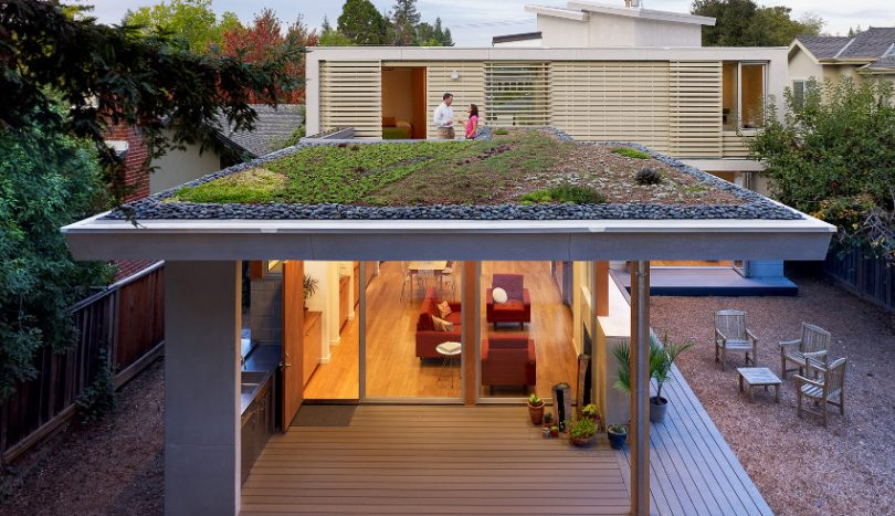 Creative modern prefab home design