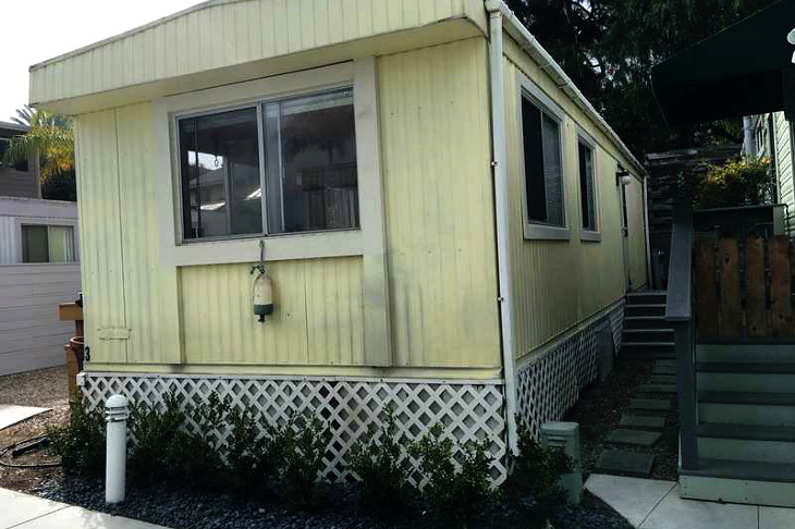 Investing on mobile homes
