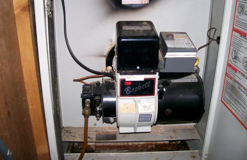 Miller gas furnace
