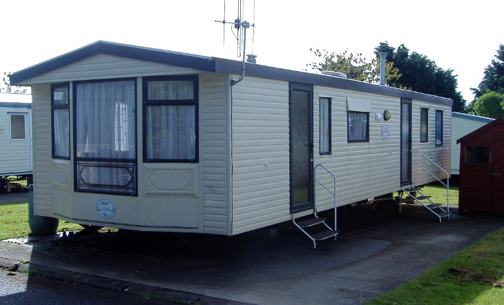 Recent mobile home purchase