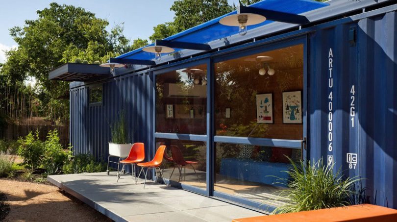 Made Interior Design Small Homes Made From Shipping Containers Interior Design Homes Made From Shipping Containers: Big And Small Ideas