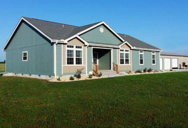 4 bedroom modular house