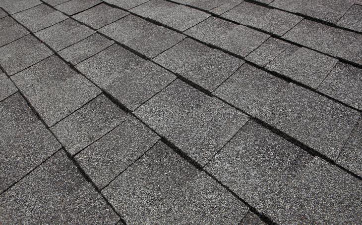 Asphalt roof coating