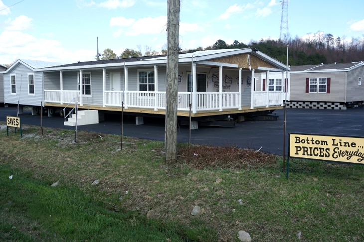 Double wide homes for sale