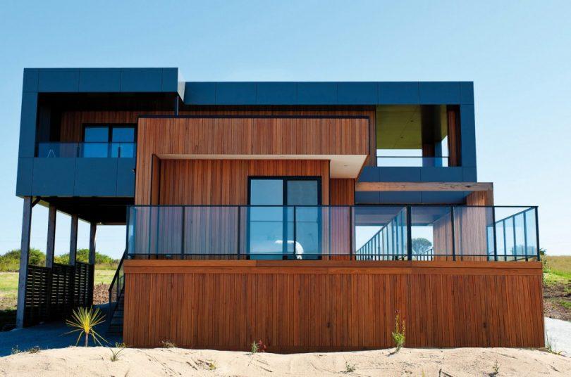 Environment-friendly modular house