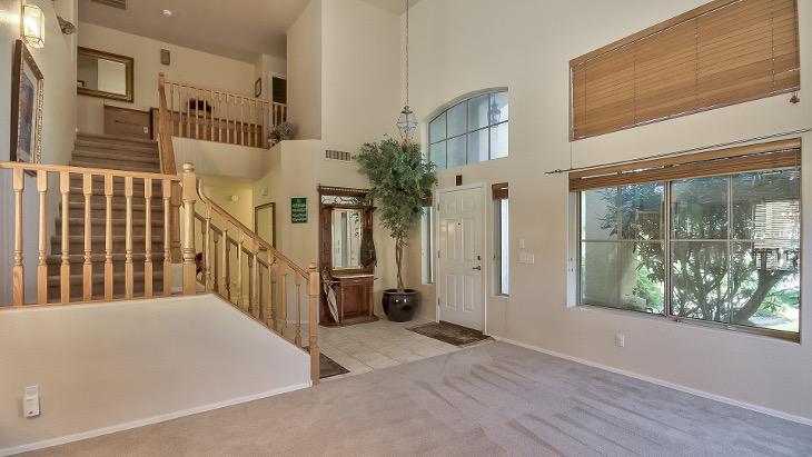 Interior design of modular home