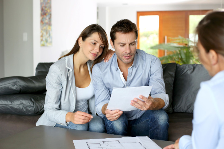 Negotiating home financing
