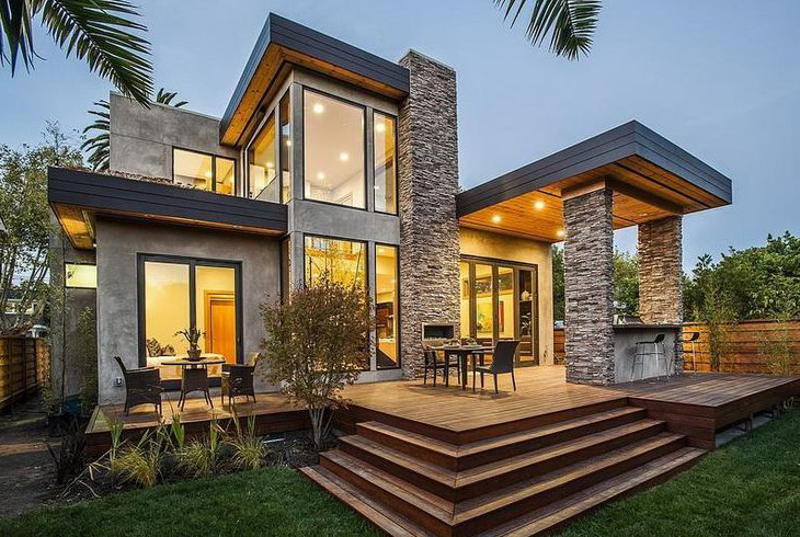 Modern Modular Homes Go Without