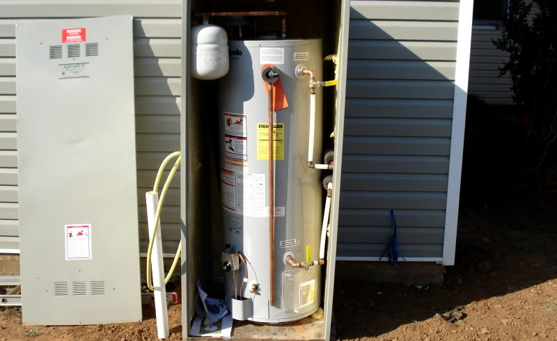 Fine Mobile Home Gas Water Heater What Homeowners Need To Know Beutiful Home Inspiration Truamahrainfo
