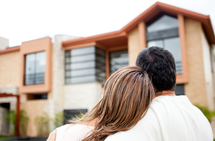 Couple just insured their home
