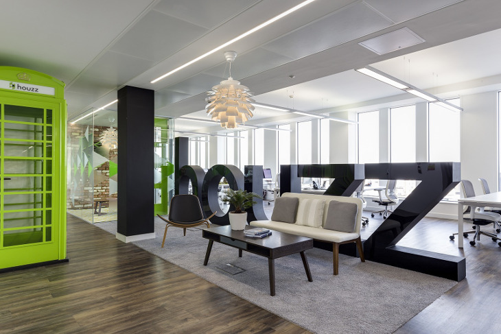 Houzz office tour