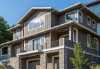 Prairie style manufactured home